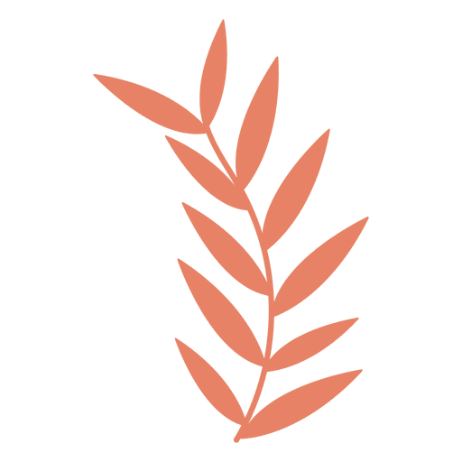 Leaves illustration drawing - Transparent PNG & SVG vector file
