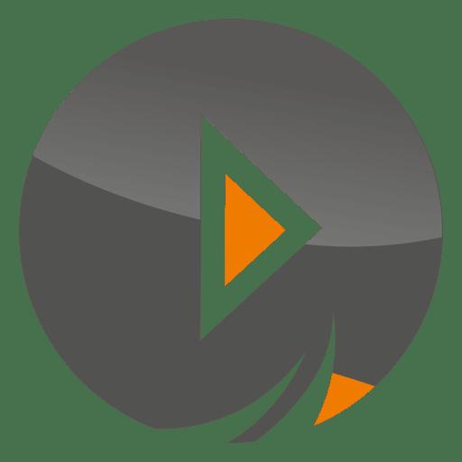 Ícone do botão de jogos