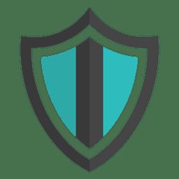 Schild-Emblem