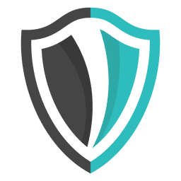 Shield logo emblem design