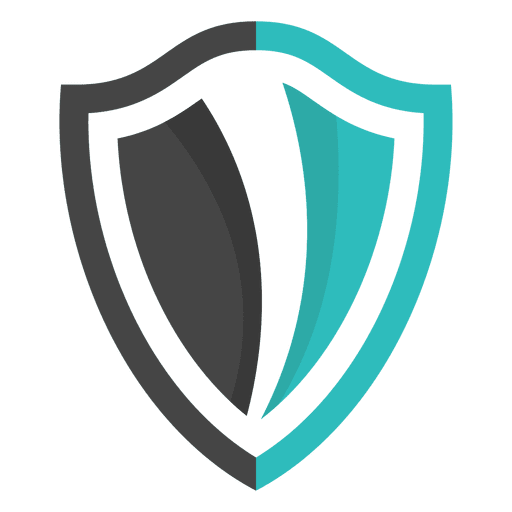 Shield logo emblem design - Transparent PNG & SVG vector