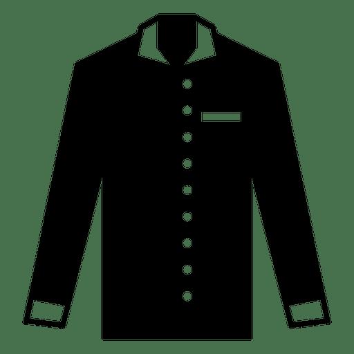 Shirt clothes silhouette Transparent PNG