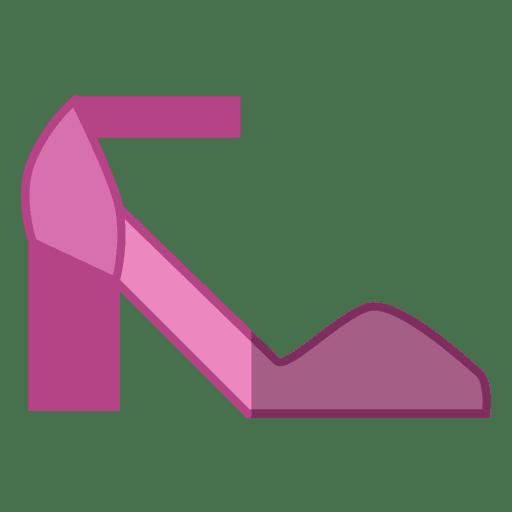 Sapatos de roupa rosa Transparent PNG