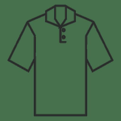 Stroke shirt clothing