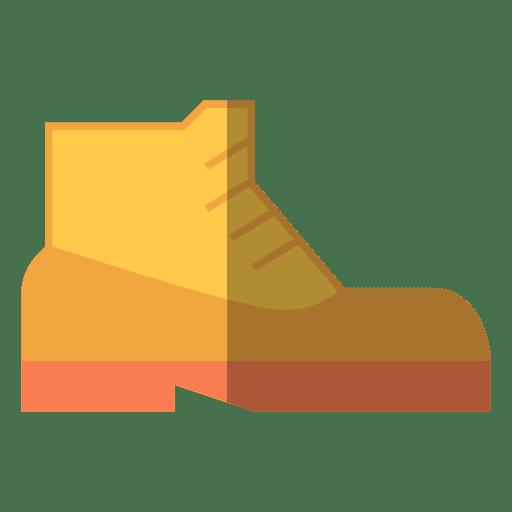Botas amarelas Transparent PNG