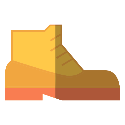 Yellow boots clothing Transparent PNG