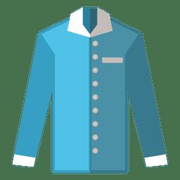 Blue shirt clothes