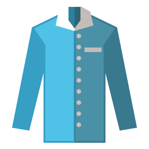 Blue shirt clothes Transparent PNG