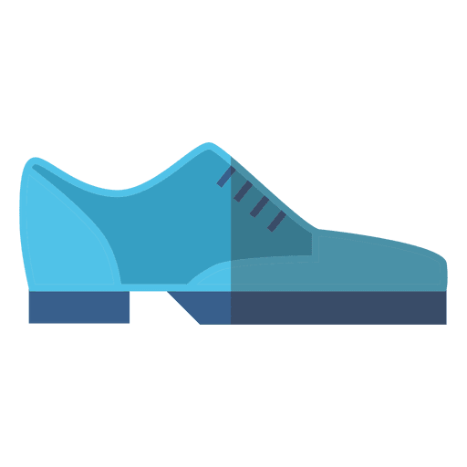 Sapatos azuis Transparent PNG
