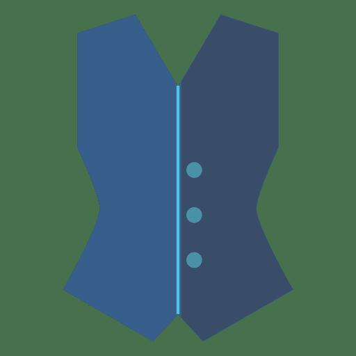 Bluevest clothes Transparent PNG