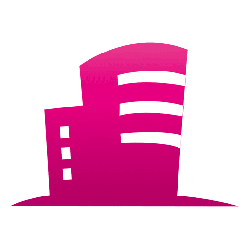 Buildings real estate icon Transparent PNG