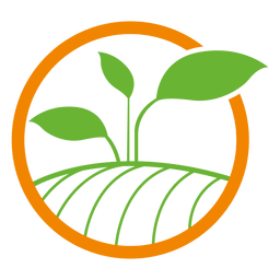 Plant circle logo