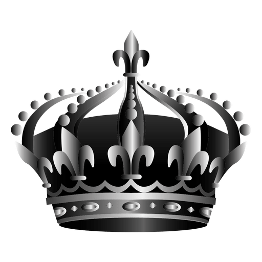 Ilustración del icono de corona