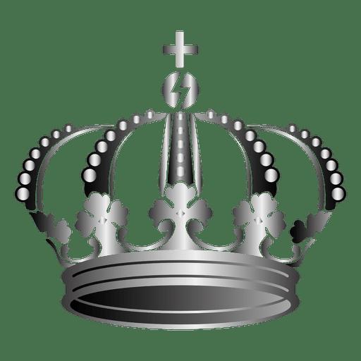 Crown illustration 3d