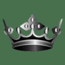 Corona religión ilustración