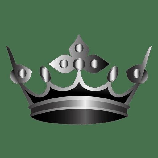Crown religion illustration