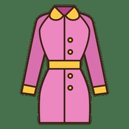Vestir ropa de chaqueta