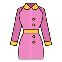 Vestir roupas de jaqueta