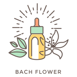 Medicina de la flor de la salud