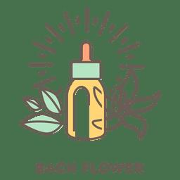 Saúde flor medicina