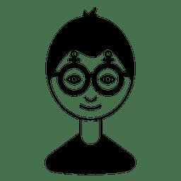 Ilustración de salud del paciente