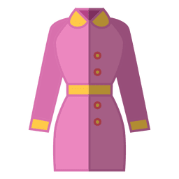 Pink dress jacket clothes