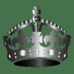 Icono de corona de reina