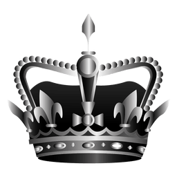 Queen crown illustration