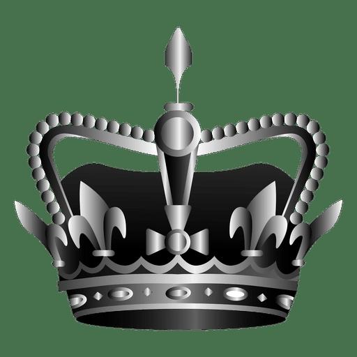 Ilustración de corona de reina