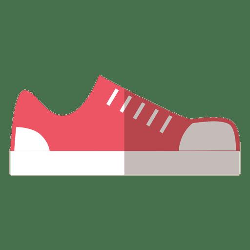 Sapatilhas de sapatos vermelhos Transparent PNG