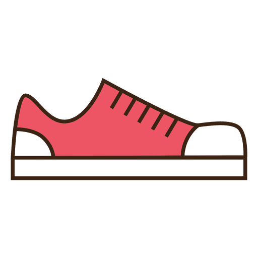 Red shoes sneakers clothing Transparent PNG