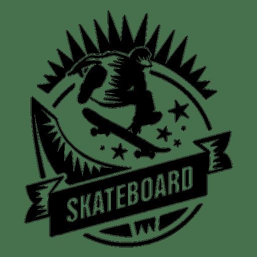 skateboarder logo