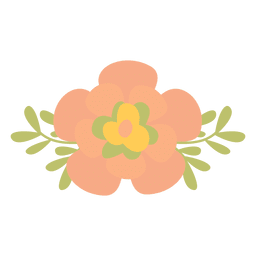 Small flower illustration