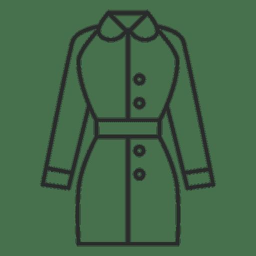 Stroke dress jacket clothes