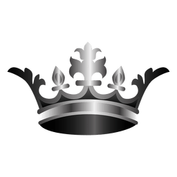 Vintage crown illustration