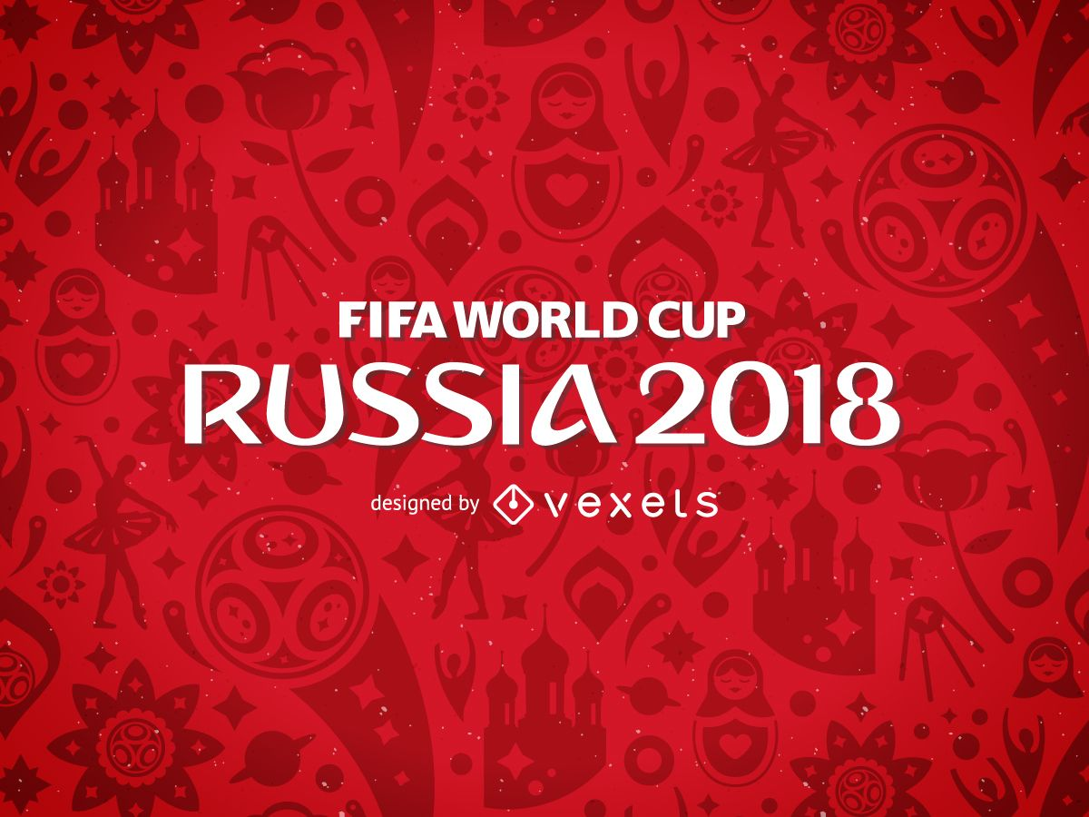 World Cup 2018 Pattern