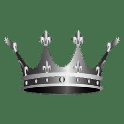 Ilustração da coroa