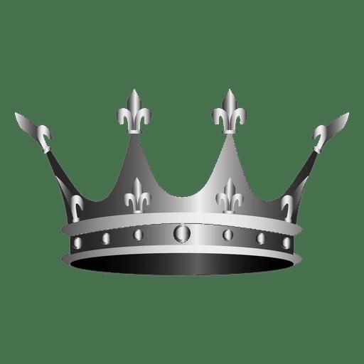 Ilustración de la corona
