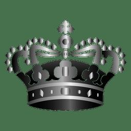 Religión corona ilustración