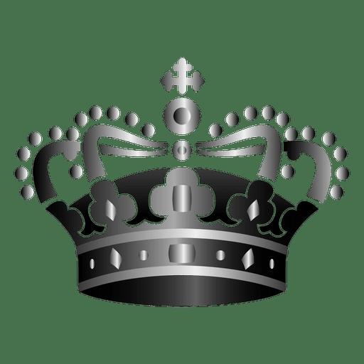 Ilustración de corona de religión