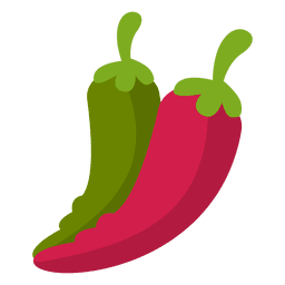 Chile peppers food