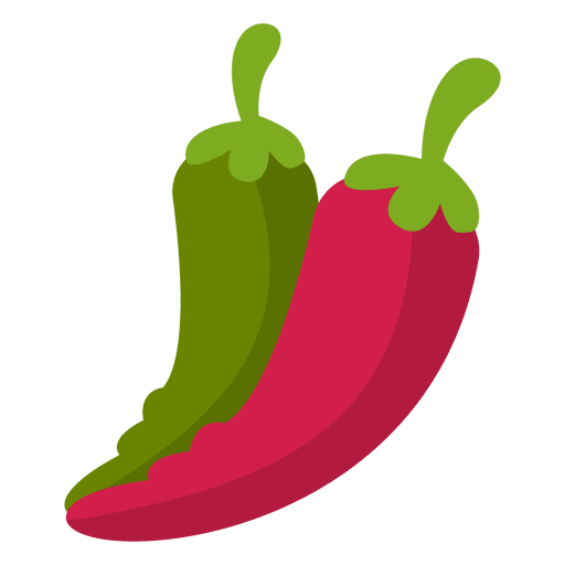 Chile pimentas comida Transparent PNG