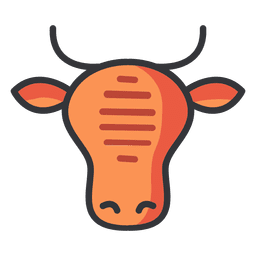 Cow icon meat