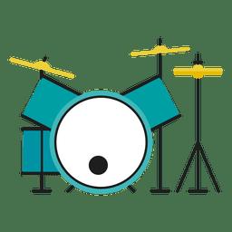 Ilustración de kit de batería