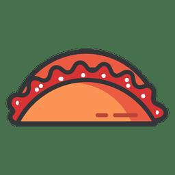 Icono de empanada