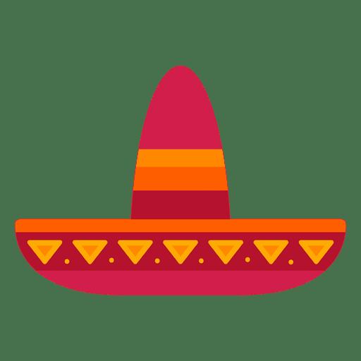 Sombrero plano mexico