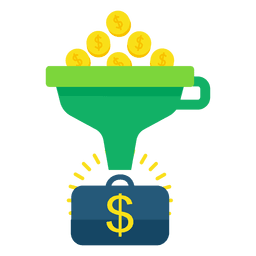 Funnel conversion money
