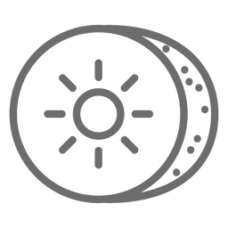 Icono de trazo Kiwin