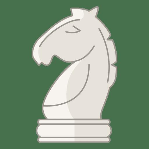 Figura de xadrez cavaleiro Transparent PNG