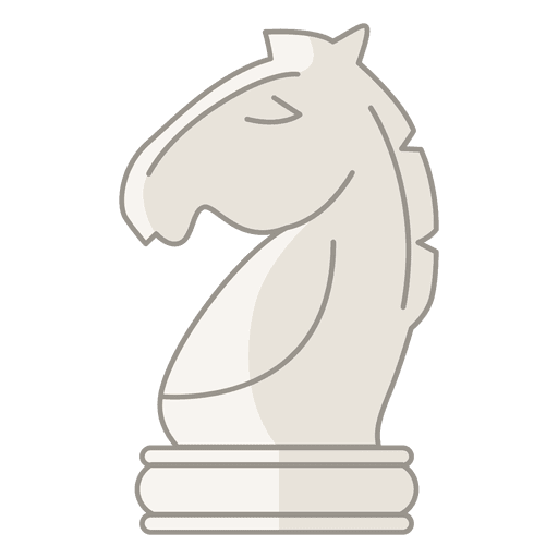 Knight chess figure Transparent PNG